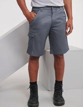 Workwear Polycotton Twill Shorts